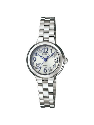 カシオ CASIO 腕時計 シーン スターインデックスシリーズ レディース SHE-4506SBD-7AJF