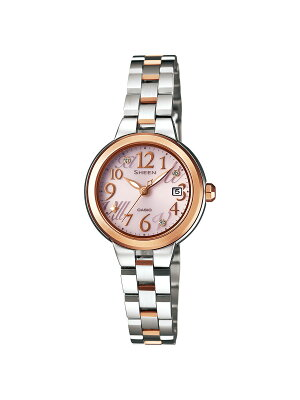 カシオ シーン スターインデックスシリーズ 腕時計 レディース CASIO SHE-4506SBS-4AJF
