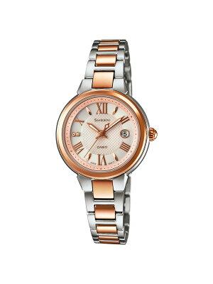 カシオ シーン 腕時計 レディース CASIO SHE-4516SBZ-9AJF