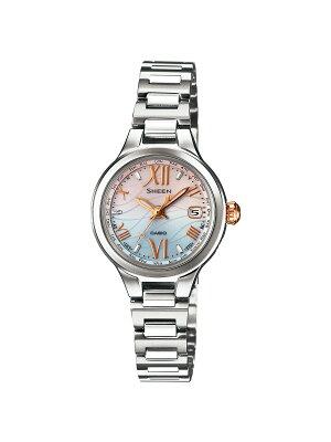 カシオ CASIO 腕時計 シーン ボヤージュシリーズ レディース SHW-1700D-7AJF