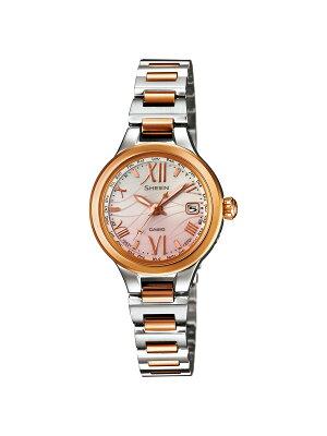 カシオ CASIO 腕時計 シーン ボヤージュシリーズ レディース SHW-1700SG-4AJF