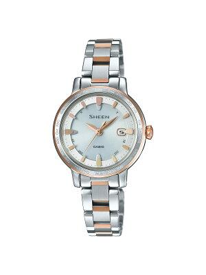 カシオ CASIO 腕時計 シーン ボヤージュシリーズ レディース SHW-1900BSG-7AJF