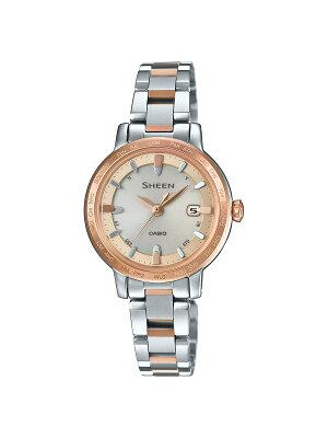 カシオ シーン ボヤージュシリーズ 腕時計 レディース CASIO SHW-1900SG-9AJF