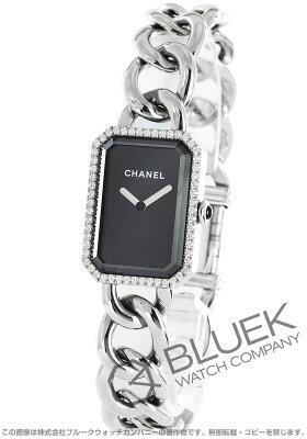 シャネル CHANEL 腕時計 プルミエール ダイヤ レディース H3254
