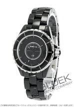 シャネル Chanel J12 インテンス ブラック レディース H3828
