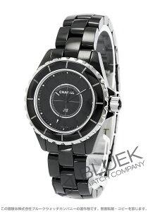 シャネル CHANEL 腕時計 J12 インテンス ブラック レディース H3828