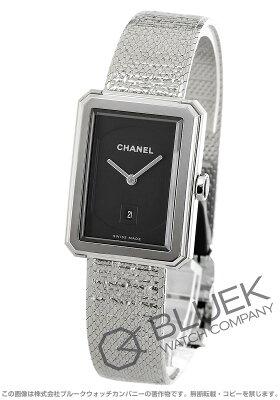 シャネル CHANEL 腕時計 ボーイフレンド ツイード レディース H4878