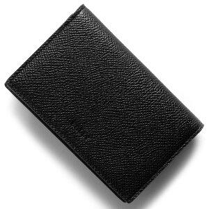 バリー BALLY カードケース バレー BALEE ブラック&レッド BALEE B 216 2017年秋冬新作 メンズ