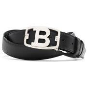 バリー BALLY ベルト B LINN 35 M リバーシブル ブラック&ダークブルー BLINN35M 355 メンズ