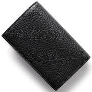 バリー BALLY カードケース STRENNY ブラック STRENNY 20 メンズ