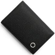 ブルガリ BVLGARI カードケース ブルガリブルガリ マン 【BB MAN】 ブラック 30400 メンズ