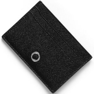 ブルガリ BVLGARI カードケース ブルガリブルガリ マン 【BB MAN】 ブラック 30405 メンズ