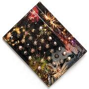 クリスチャンルブタン CHRISTIAN LOUBOUTIN カードケース キオス 【KIOS】 スパイク スタッズ ブラックマルチ&マルチメタル 3165137 M196 メンズ レディース