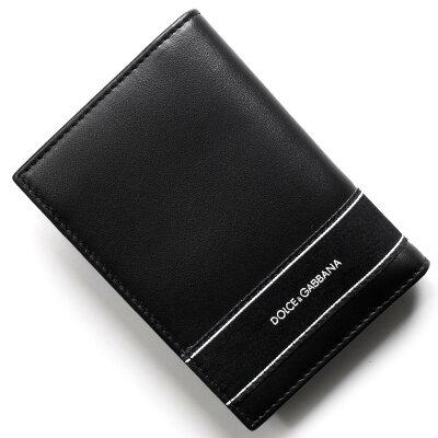 ドルチェ&ガッバーナ カードケース/クレジットカードケース メンズ ブラック BP2217 AS738 80999 DOLCE&GABBANA