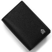 ダンヒル DUNHILL カードケース カドガン CADGAN ブラック L2AC47 A メンズ
