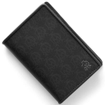 ダンヒル DUNHILL カードケース ウィンザー 【WINDSOR】 ブラック L2PA47 A メンズ