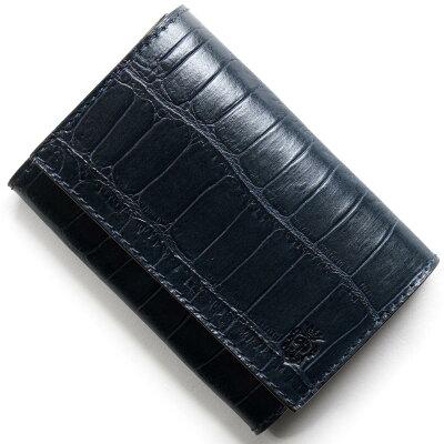 フェリージ FELISI カードケース ネイビーブルー 450 SA 0005 メンズ レディース