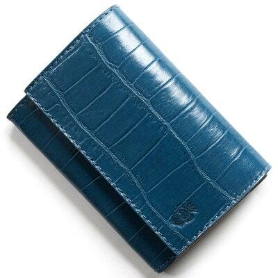 フェリージ FELISI カードケース ブリュエットブルー 450 SA 0021 メンズ レディース