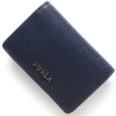 フルラ FURLA カードケース バビロン 【BABYLON】 ネイビー PS04 B30 DRS レディース