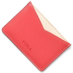 フルラ FURLA カードケース ジョイア GIOIA S ローザピンク&ベージュ PS28 B30 A29 レディース