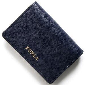 フルラ FURLA カードケース バビロン BABYLON ネイビー PS04 B30 DRS レディース