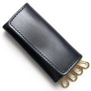 グレンロイヤル GLENROYAL キーケース ダーク ブルー 0325584 DARKBLUE メンズ
