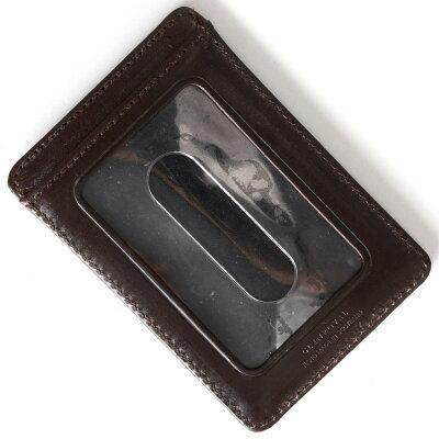 グレンロイヤル GLENROYAL カードケース シガーブラウン 032997 CIGAR メンズ