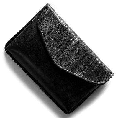 グレンロイヤル GLENROYAL カードケース ニューブラック 033682 NEWBLACK メンズ