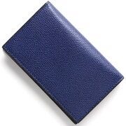 ヴァレクストラ VALEXTRA カードケース ロイヤルブルー V8L03 028 RO メンズ レディース