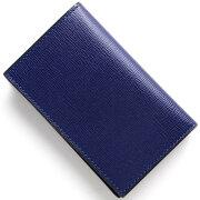 ヴァレクストラ VALEXTRA カードケース ロイヤルブルー V8L03 044 RO メンズ レディース