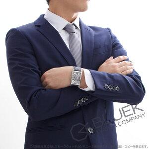 フランクミュラー ロングアイランド グランギシェ クロコレザー 腕時計 メンズ FRANCK MULLER 1200 S6 GG