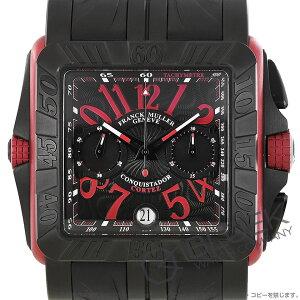 フランクミュラー コンキスタドール コルテス グランプリ クロノグラフ 腕時計 メンズ FRANCK MULLER 10800 CC DT GPG TT NR ERG