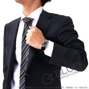 フランクミュラー カサブランカ クロコレザー 腕時計 メンズ FRANCK MULLER 5850 CASABLANCA