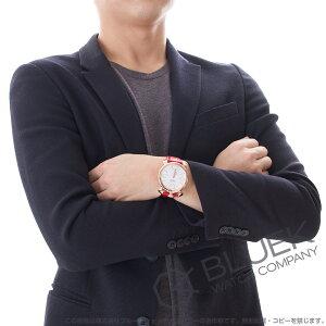 ガガミラノ マヌアーレ シン46MM リザードレザー 腕時計 ユニセックス GaGa MILANO 5091.01RD
