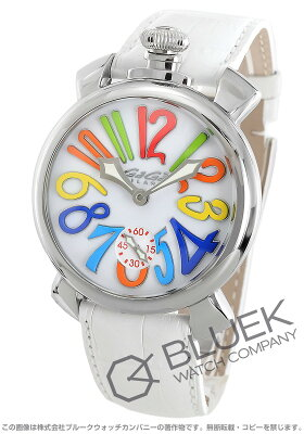 ガガミラノ マヌアーレ48MM 腕時計 メンズ GaGa MILANO 5010.01S