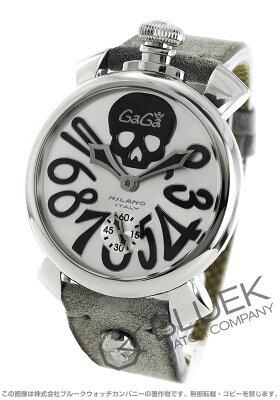 ガガミラノ マヌアーレ48MM アートコレクション 腕時計 メンズ GaGa MILANO 5010ART.01S