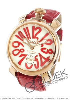ガガミラノ マヌアーレ48MM 腕時計 メンズ GaGa MILANO 5011.10S