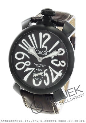 ガガミラノ マヌアーレ48MM 腕時計 メンズ GaGa MILANO 5012.04S