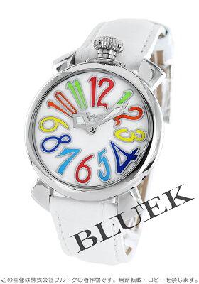 ガガミラノ マヌアーレ40MM 腕時計 ユニセックス GaGa MILANO 5020.1