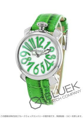 ガガミラノ マヌアーレ40MM 腕時計 ユニセックス GaGa MILANO 5020.12