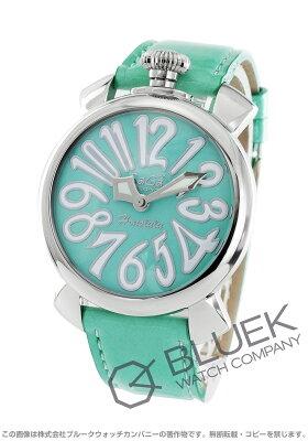 ガガミラノ マヌアーレ40MM ホノルル限定300本 腕時計 ユニセックス GaGa MILANO 5020.LE.HO.2