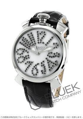 ガガミラノ マヌアーレ40MM ストーンズ 腕時計 ユニセックス GaGa MILANO 5020 ST 05