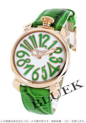 ガガミラノ マヌアーレ40MM 腕時計 ユニセックス GaGa MILANO 5021.6