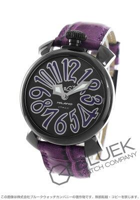 ガガミラノ マヌアーレ40MM 腕時計 ユニセックス GaGa MILANO 5022.2