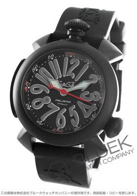 ガガミラノ ダイビング48MM 300m防水 腕時計 メンズ GaGa MILANO 5042