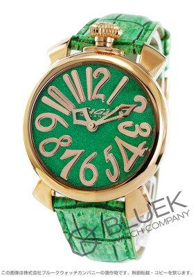 ガガミラノ マヌアーレ40MM スターダスト 腕時計 ユニセックス GaGa MILANO 5221.02