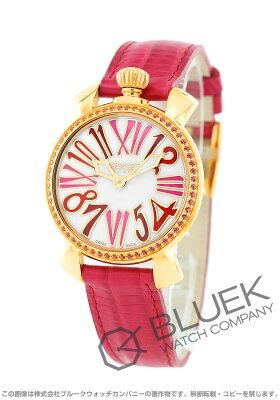 ガガミラノ マヌアーレ35MM 腕時計 レディース GaGa MILANO 6026.04