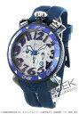 ガガミラノ クロノ48MM クロノグラフ 腕時計 メンズ G...