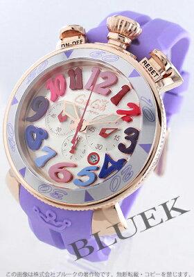 ガガミラノ クロノ48MM クロノグラフ 腕時計 メンズ GaGa MILANO 6056.9