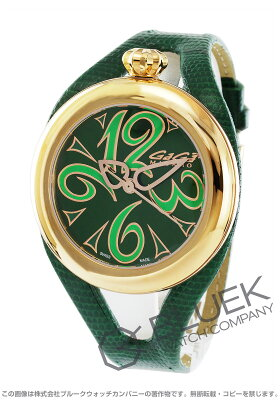 ガガミラノ フラット42MM 腕時計 ユニセックス GaGa MILANO 6071.04